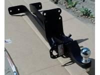 Фаркоп на УАЗ Патриот со съемным шаром (6509-E)