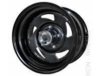 Диск колесный Р16 УАЗ IKON SNC013 ET- 22 5х139,7 8х16 черный