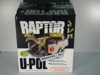 RAPTOR™ U-POL комплект колеруемый (коробка 4+1)