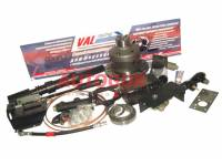 Дифференциал самоблокирующийся УАЗ с принудительной блокировкой (гидро) передний редукторный (военными) мост Val Racing