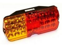 Фонарь задний светодиодный (красно-желтый) УАЗ 469/452