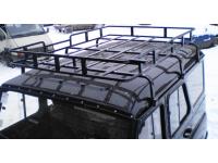 Багажник на УАЗ Хантер Браконьер (6 опор)