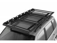 Багажник-корзина трехсекционная универсальная с основанием-решетка (ППК) 2100х1100мм под поперечины