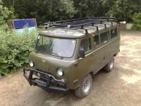 Багажник УАЗ Буханка 1350x3260