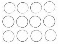 Кольца поршневые 95,5 узкие Оригинальные з/ч (40524.1000100-12)
