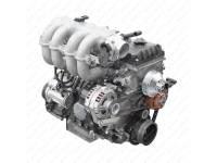 Двигатель ЗМЗ-409052 ЗМЗ PRO УАЗ Патрит, ПРОФИ с ГБО ,без сцепления (409052-1000400-00)